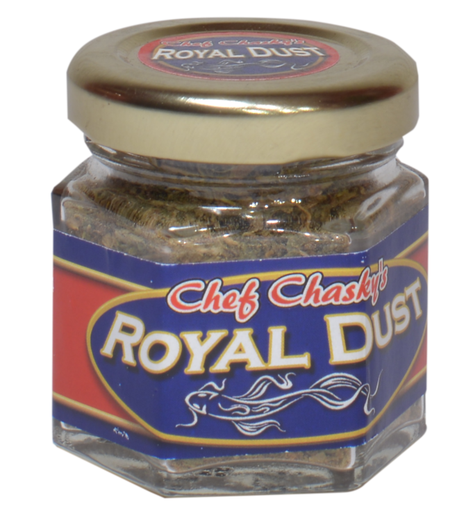 Royal Dust Chef Craig Chasky Gourmet Product