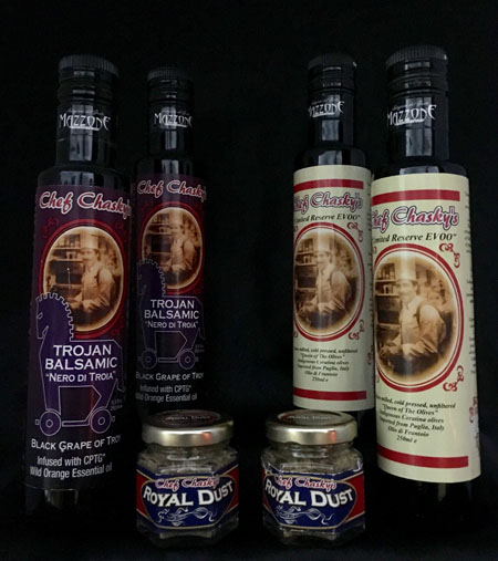 Royal Tuscan Dipping Sauce Package - Chef Craig Chasky Gourmet Food Products